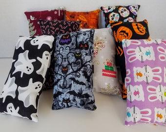 Portacath Pillow, Chemo Pillow, Seatbelt Pillow, Holiday Themed Portacath Pillows,