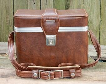 Vintage Camera Bag