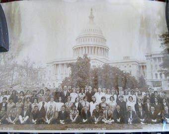 Stonington High School 1964 Class Trip to Washington, DC