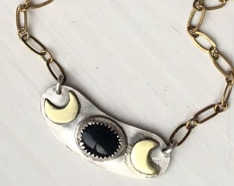 Watch the Sky Necklace