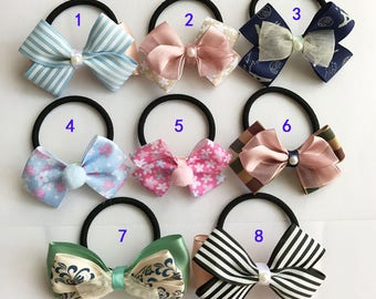 Baby Girl Fabric bow tie for hair and decoartion
