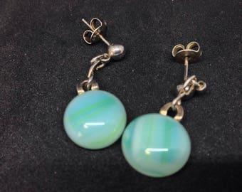 Glass/Concrete jewelery