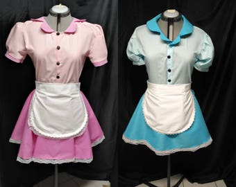 Panty or Stocking maid cosplay- ON SALE!