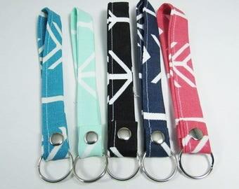 NEW - Key chain - Extras - Thick Key wristlet - Wristlet Strap - Key Fob Wristlet - Wristlet for Wallet