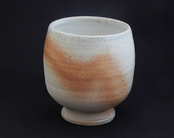 Soda Fired Stoneware Ceramic Yunomi