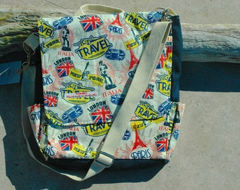 Messenger Bag or Laptop Bag