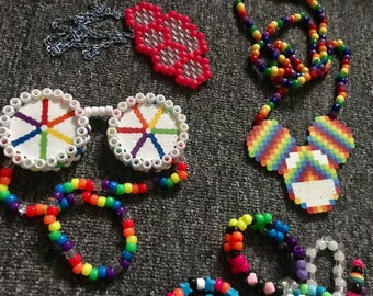 PLUR PACKAGE -- Assorted Items