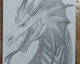 Pencil Sketch Commission