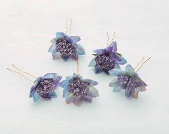 Hair flowers for Teesh Kay