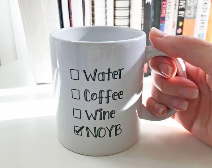 NOYB Coffee Mug