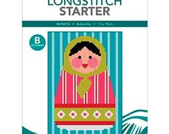 Longstitch Kit - Babushka