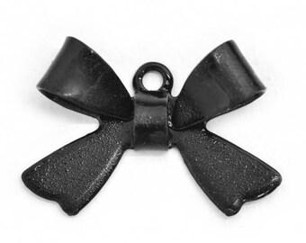 X 1 bow metal black 16mm