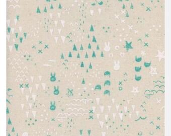 SLEEPTIGHT by Cotton + Steel - Maps Neutral - 100% Cotton (0.25m)