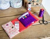 Custom sewing case