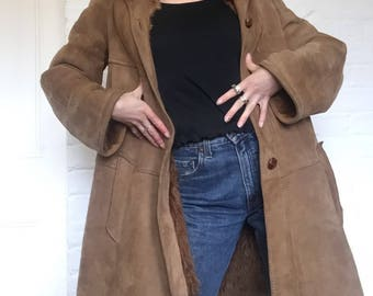 Sweet sweet Shearling coat