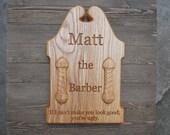 Barber Sign, Barber Pole ...