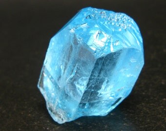 """Natural Blue Topaz Crystal From Murzinka Russia - 1.5"""""""