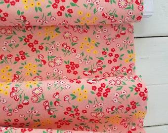 Old New 30's Spring 2017 - Garden(Pink Background) - Lecien - Japan, Inc