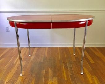 Vintage Formica Top Table