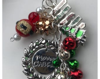 Christmas Charm Bunch