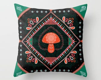 Boho Cushion Cover (Not including insert)