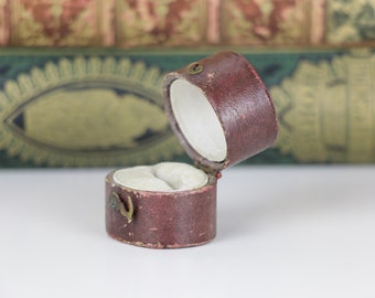 Victorian Ring Box Engagement or Wedding Ring Box