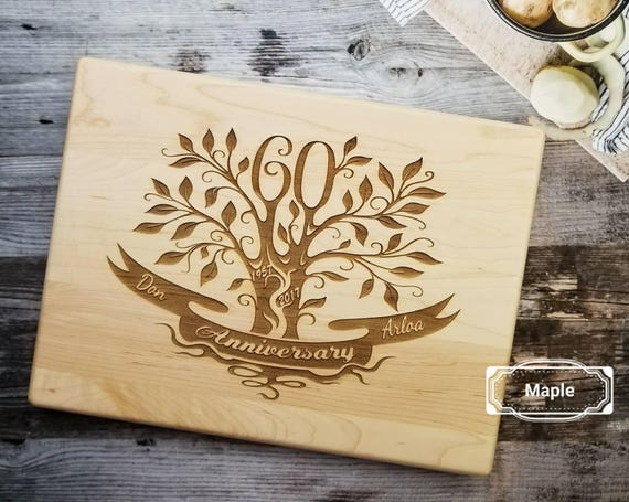 60th Anniversary Gift Wedding For
