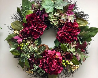 Designer Home Decor Wreath