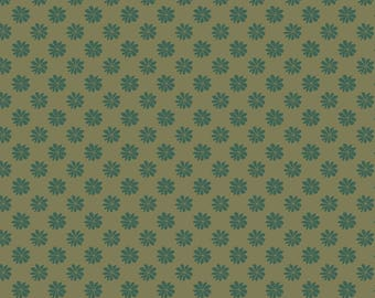 Fabric -Liberty  - The English Garden - Floral dot - Quilters weight cotton