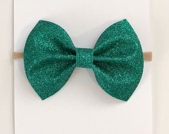 AUBRIE- Emerald shimmer