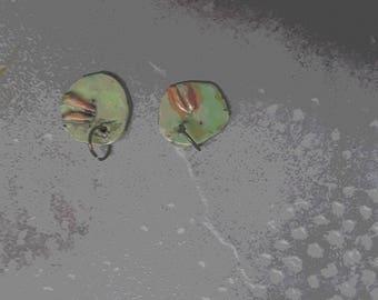 deeux thin discs for pierced ears