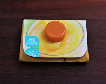 Carton Wallet - Price Chopper Orange Juice - PICS Orange 50