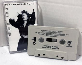 Psychedelic Furs Etsy