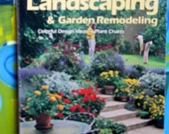 Vintage Sunset Press Landscape and Garden Remodelling 1978