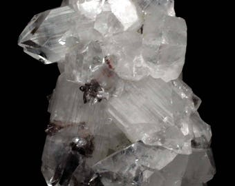 natural APOPHYLLITE HEULANDITE Minerals India #JA 214