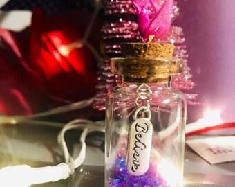 Believe Magical Wish Jar
