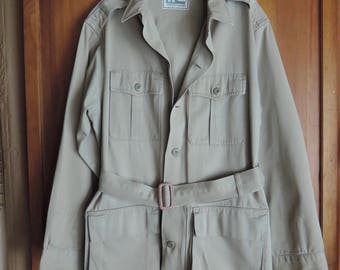 A Vintage Safari Jacket