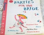 Parties for the Bride Dennison 1950s Idea Book #536-AS