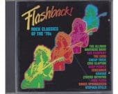 Flashback! Rock Classics of the '70s CD 1991 Club Edition