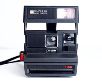 Polaroid 640 Land Camera Instant Camera - Excellent - Fully Functional