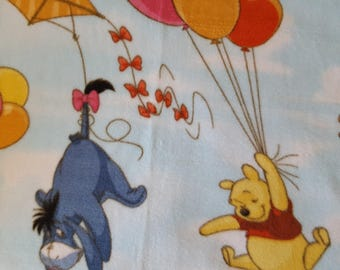 Winnie the Pooh and Friends Antipill Fleece (27 inches)