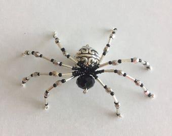 handmade black widow spiders black widow spider realistic. Black Bedroom Furniture Sets. Home Design Ideas