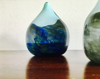 Dusk Mountain Vase Series