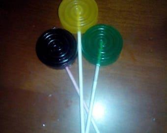Soapy Lollipop, glycerin soap, lollipop-shaped soap, lollipop, soap