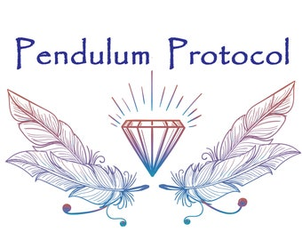 Pendulum Protocol / Pendulum How to Guide / Divination / Dowsing / Ascended Masters / Pendulum Book