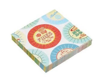 Paper napkins 33 cm - set of 20 paper napkins