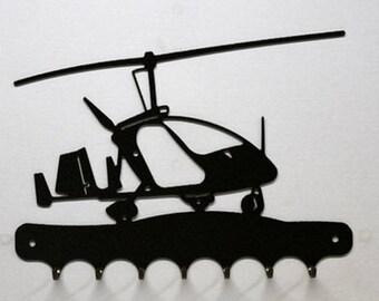 Hangs 26 cm pattern metal keys: autogyro M24 Ma
