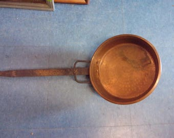 Copper hand hammered antique pan,pot
