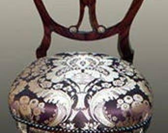 Baroque Chair Rococo antique style MoCh0940
