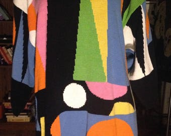 1980s Carducci Knit Top